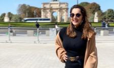 Sania Mirza In Sister Anam Mirzas Paris Bachelorette Trip - Sakshi