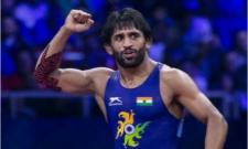 Bajrang and Ravi Dahiya Entered World Wrestling Championships Semi Finals - Sakshi