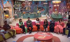 Housemates In Tears On Seeing Family members - Sakshi