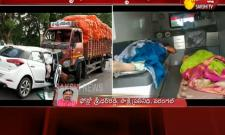 4 killed in road accident in Jangaon
