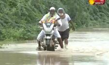 Heavy rains in kurnool district