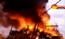Fire breaks out at chemical factory in Hyderabad
