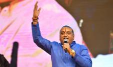 Sye Raa Pre Release Event: Prudhvi Raj Says His Character Madhav Iyer - Sakshi