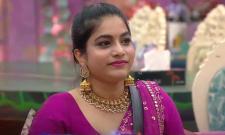 Punarnavi Bhupalam Comments On Housemates - Sakshi