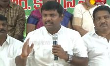 YSRCP Leader Gudivada Amarnath Slams TDP