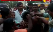 Rape Attempt With Minor Girl in Wrangal