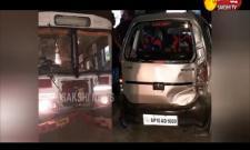 RTC Bus Mishap in Hayathnagar