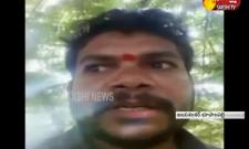 Priest Selfie Video Before Suicide in Jayashankar