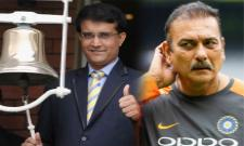 What Will Happen To Ravi Shastri After Ganguly BCCI President Asks Netizens - Sakshi