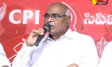 CPI withdraws support to TRS in Huzurnagar bypoll