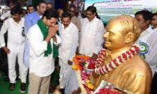 CM YS Jagan Launches YSR Rythu Bharosa Scheme For Farmers - Sakshi
