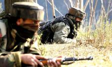 Terrorists Holed Up Inside Building in South Kashmir