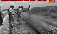 Four Dead bodies Found on Railway Track in Hindupur