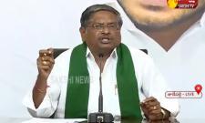 Nagi Reddy Slams Chandrababu Over His Allegations
