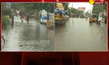 Heavy Rains in Nellore District