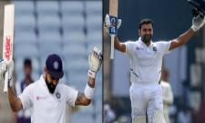 Second instance of India Scoring Three 200s In A Series - Sakshi
