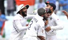Nadeem Becomes Fourth Indian Bowler Maiden Wicket Via Stumping - Sakshi