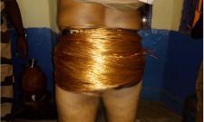 Visakhapatnam Steel Plant Employees Stolen Copper Wire - Sakshi