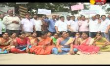 TSRTC strike: Telangana bandh affects normal life