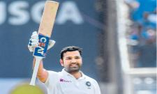 Rohit Sharma Double Century Against South Africa - Sakshi