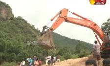 Godavari Boat Extraction Works Continues