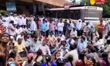 TSRTC strike enters19th day