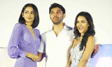 Adithya Varma Trailer Launch in Tamil nadu - Sakshi