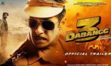 Salman Khan Dabangg 3 Telugu Trailer Out - Sakshi
