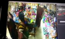 Woman Caught on CCTV Camera Stealing Things in China Shop