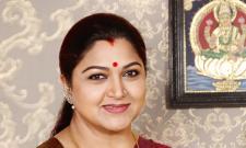 Actress Kushboo Fired on Narendra Modi - Sakshi