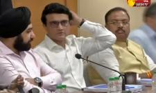 Great that Sourav Ganguly has become BCCI president
