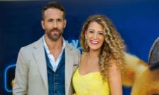 Ryan Reynolds Trolled By Wife Blake Lively On His Birthday With Funny Pic   - Sakshi