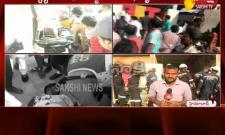Amberpet: Wall of marriage hall collapses, four dead- Sakshi