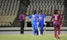 Shefali And Mandhana Guides India To10 Wicket Victory - Sakshi