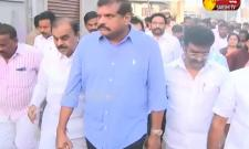 Minister Botsa Satyanarayana visits Anantapur District