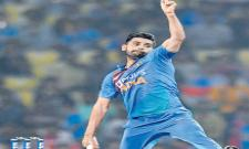 Indian Pacer Deepak Chahar Holds World Record - Sakshi