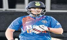 India Women Cricket Team Won 2nd T20 Against West Indies - Sakshi