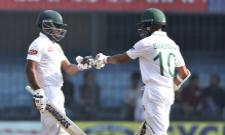 India vs Ban: India Strike Early After Declaring Overnight - Sakshi