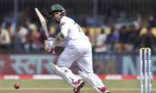 Ind vs Ban: Mushfiqur Rahim Tests Indian Bowlers Patiency - Sakshi
