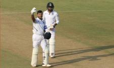 IND VS BAN 1st Test: Mayank Agarwal Happy With His Performance - Sakshi