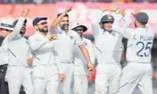 India Beats Bangladesh In 1st Test Match - Sakshi