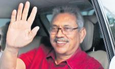 Gotabaya Rajapaksa Wins Sri Lanka Presidential Election - Sakshi