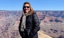Terrific Incident, Texas Woman Nearly Fell Off From A Cliff At The Grand Canyon - Sakshi