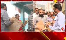Mangalagiri MLA distributes jute bags in Guntur