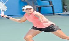 Kalva Bhuvana In Indian Tennis Team - Sakshi