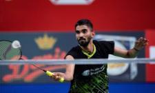 Kidambi And Sameer Knocked Out Of Korea Masters - Sakshi
