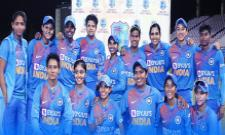 Women Cricket: India Clean Sweep T20 Series against West Indies - Sakshi