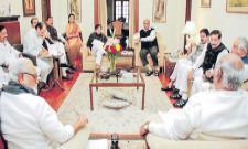 Congress-NCP combine prepares contours of forging alliance with Shiv Sena - Sakshi