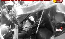 Road Accident in Sangareddy