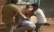 Youth Attack On Constable At Rajahmundry